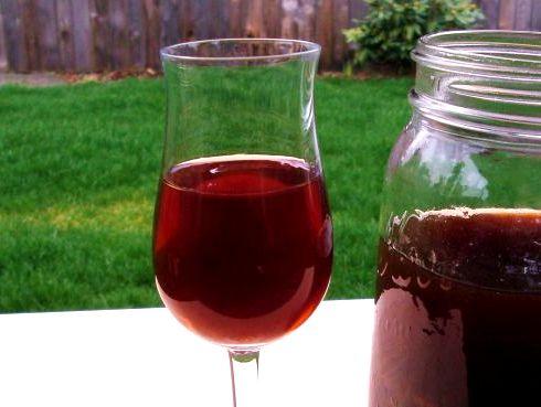 Как сделать вино из компота из смородины 227