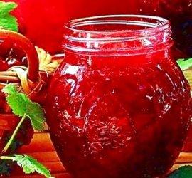 Варенье из красной смородины рецепт 5 минутка как желе