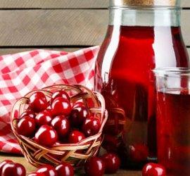 Вино из вишни без водки в домашних условиях простой рецепт